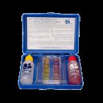 Kit teste pH e cloro