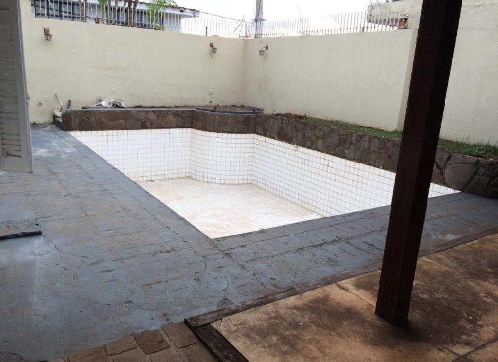 Reforma de Piscina de vinil Estampa Topazio 0,7 mm Bairro Alto da Boa Vista-1
