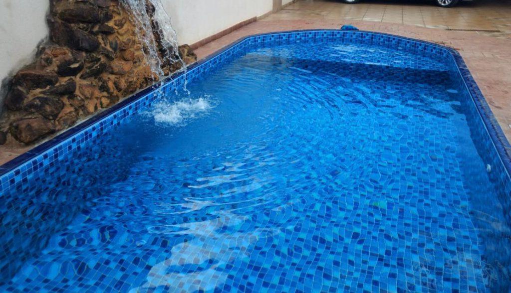 Troca de Vinl em Piscina Jardinopolis Estampa Blue Master 0,7mm-3